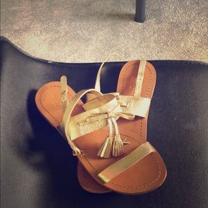 Wore once Kate spade sandals
